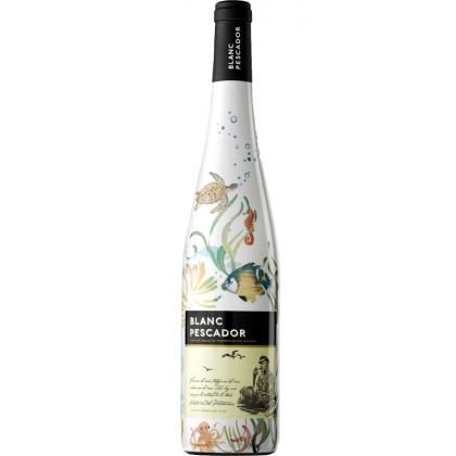 Vino Blanco Blanc Pescador, excelente relacion calidad precio