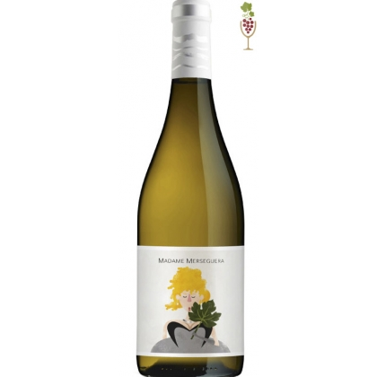 White Wine  Madame Merseguera 1