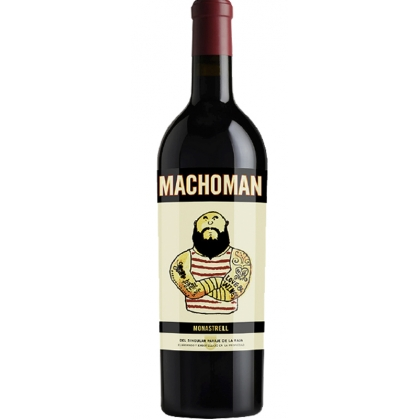 Red Wine MACHOMAN 1