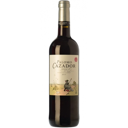 Red Wine Palomo Cazador 1