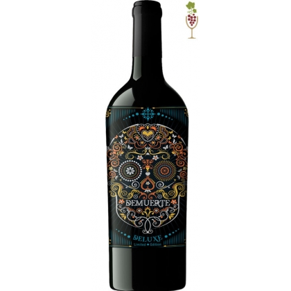 Red Wine Demuerte Deluxe 1