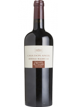 Red Wine Casa Don Angel Estenas Malbec