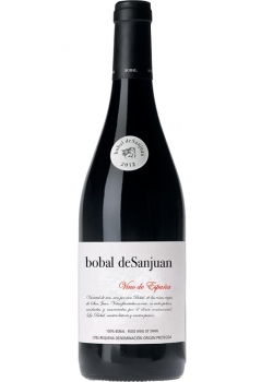 Red Wine Bobal of Sanjuan