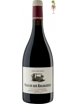 Red Wine Pago of the Balagueses Garnacha 2017