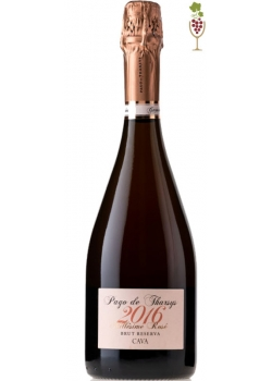 Cava Pago de Tharsys Millesime http://www.vinosycavasonline.es/accesoweb/categories.php?cPath=39&proveedor_id=&pID=194&action=new_product#tabs-3Rosé 2017