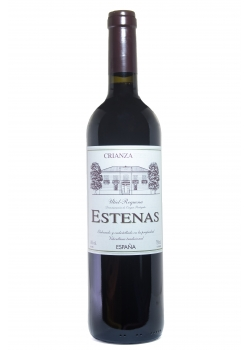 Red Wine Estenas Crianza