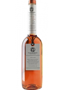 Orange Liqueur Carmeleta Damita