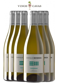 Lot White Wine Enrique Mendoza / 6