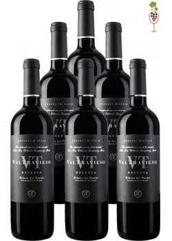 Box Red Wine Valtravieso Reserva