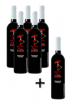 Offer Corazon de Lolita Tinto