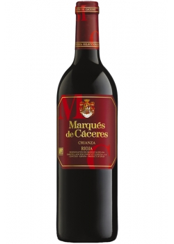 Red Wine Marques de Caceres Crianza
