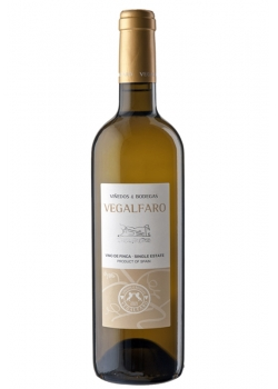 White Wine Vegalfaro  Barrica 2016