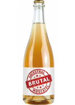 White Wine Moscatel Brutal 2018