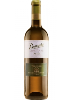 Blue Wine Beronia Verdejo