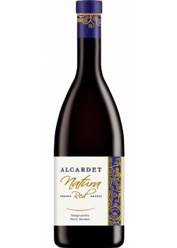 Red Wine Alcardet Natura