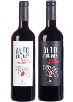 Red Wine Alto Cuevas