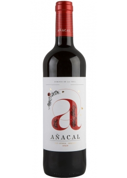 Red Wine Añacal