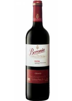 Red wine Beronia Crianza