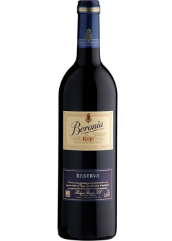 Red wine Beronia Reserva