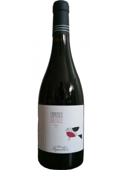 Red wine Especies Nativas Bobal
