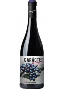 Red wine Caracter Propio