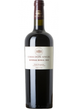 Red Wine Casa Don Angel Bobal