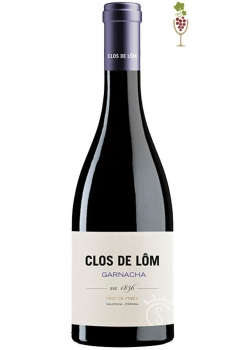 Red wine CLOS DE LÔM Garnacha