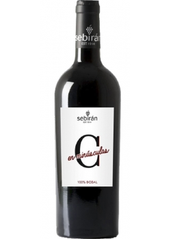 "Red Wine  Sebiran "" C "" Minusculas"