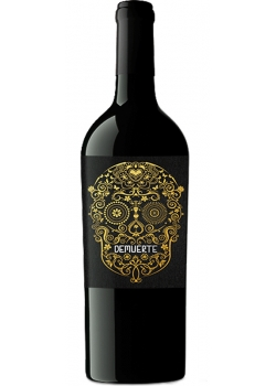 Red Wine Demuerte Gold