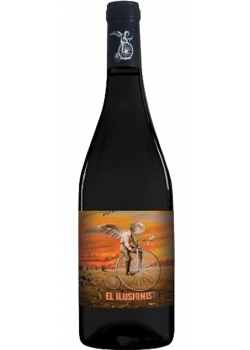 Red wine El Ilusionista Roble