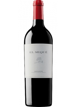 Red Wine El Sequé 2016