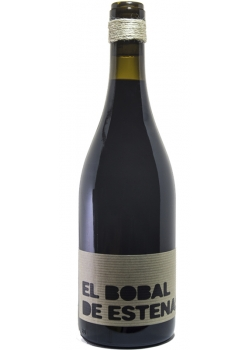 Red wine El Bobal de Estenas