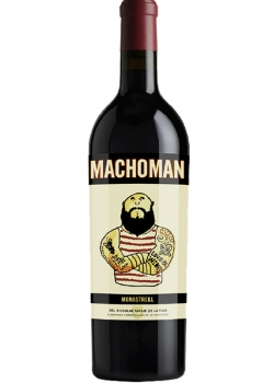 Red Wine MACHOMAN