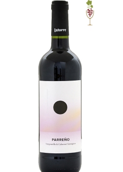 Red Wine Parreño