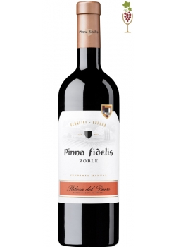 Red wine Pinna Fidelis Roble