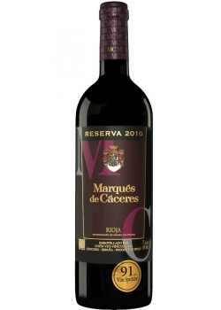 Red Wine Marques de Caceres Reserva