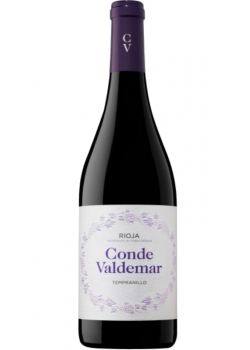 Red Wine Conde Valdemar