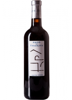 Red Wine Pago de Tharsys Merlot
